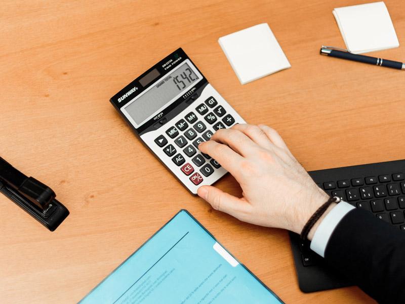 Financiën en proces